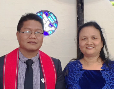 From Myanmar to Ulverstone and the Uniting Church