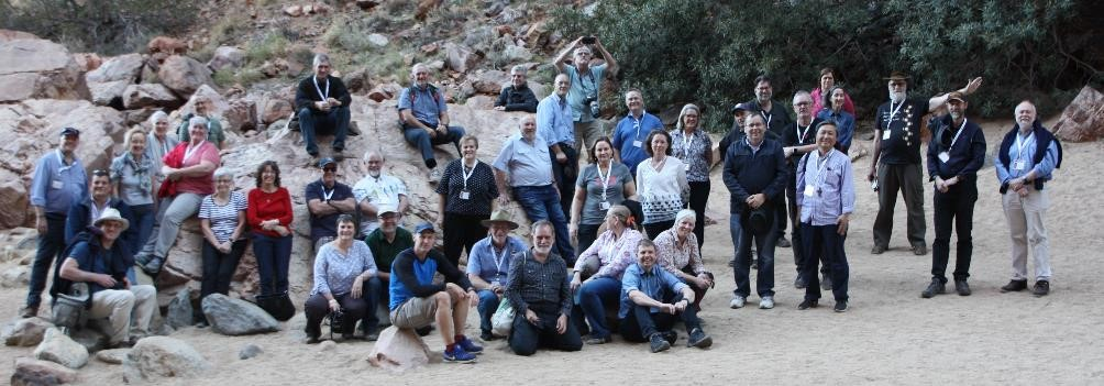 National Presbytery Ministers' Conference: August 2019, Alice Springs