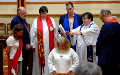 Ordination Celebration in Tassie