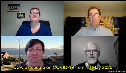 Preparing to resume church gatherings – COVID-19 safety plans, and UCATas leaders video